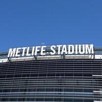 Снимок сделан в MetLife Stadium пользователем John J. 4/25/2013