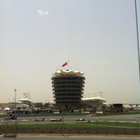 Снимок сделан в Bahrain International Circuit пользователем Aije 1. 4/21/2013