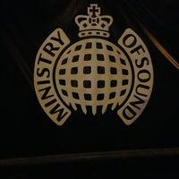 Foto scattata a Ministry of Sound da Rebeca C. il 3/1/2013