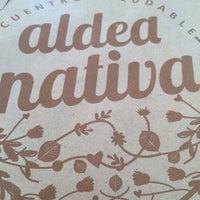 Das Foto wurde bei Aldea Nativa von LOLA S. am 11/26/2015 aufgenommen