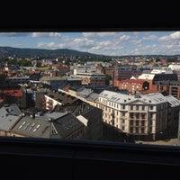 Foto tirada no(a) Radisson Blu Scandinavia Hotel por Nils S. em 6/17/2013