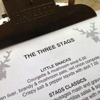 Photo prise au The Three Stags par Alan J. le3/12/2013