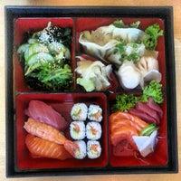 Das Foto wurde bei goko - japanisches restaurant von Mario S. am 7/2/2013 aufgenommen