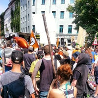 Photo prise au Critical Mass Berlin par Mario S. le7/27/2013