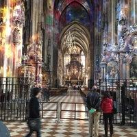 11/14/2012 tarihinde Gil O.ziyaretçi tarafından Aziz Stephan Katedrali'de çekilen fotoğraf