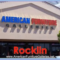Photo Taken At American Furniture Galleries By On 2 26 2016