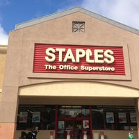 Staples - Paper / Office Supplies Store