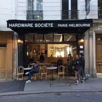 Photo prise au Hardware Société par Max H. le9/25/2016