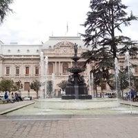 Foto tomada en Plaza Belgrano por Javi A. el 7/12/2013