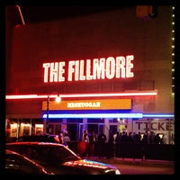 Foto scattata a The Fillmore da Salim Z. il 2/17/2013