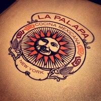Снимок сделан в La Palapa пользователем Noah F. 5/2/2013