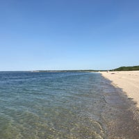 Photo Taken At Sunken Meadow State Park Beach By Ginny S On 5 23