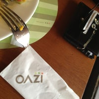 รูปภาพถ่ายที่ Oazi Restaurante โดย Caio Cesar C. เมื่อ 2/19/2013