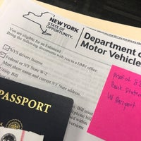 ... Photo taken at NYS DMV - Midtown Office by Jessica L. on 11/8 ...