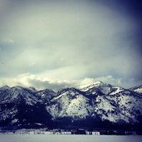 Снимок сделан в Jackson Hole Mountain Resort пользователем Jesse P. 2/20/2013