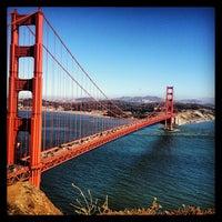 Das Foto wurde bei Golden Gate Bridge von Diogo D. am 6/21/2013 aufgenommen