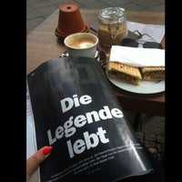 9/17/2014 tarihinde Esmeralda M.ziyaretçi tarafından bagel, coffee & culture'de çekilen fotoğraf