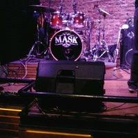 Снимок сделан в Mask Live Music Club пользователем Tunca A. 4/21/2013