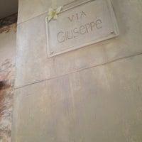 Foto tirada no(a) Giuseppe por André R. em 12/12/2012
