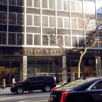 Pfizer Office In New York