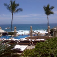 Photo taken at One&Only Palmilla by Silvia V. on 5/1/2013