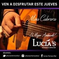 Foto tomada en Lucias Restaurant & Terrace Bar por Lucias Restaurant & Terrace Bar el 3/3/2016