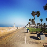 Foto tirada no(a) Mission Beach Park por Yoav S. em 3/18/2014