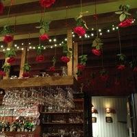 Foto tomada en Café Rose Red por Dieter V. el 12/26/2012