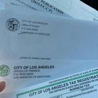 Photos At City Of La Office Of Finance Van Nuys 1 Tip