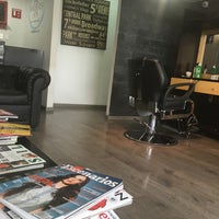 Foto tomada en The Barber's Spa México (Satélite) por Edson J. el 4/9/2016