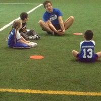 11/15/2012 tarihinde Diana G.ziyaretçi tarafından Las Vegas Indoor Soccer Park'de çekilen fotoğraf