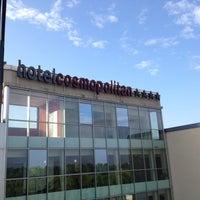 Foto scattata a Hotel Cosmopolitan Bologna da Petros T. il 5/12/2013