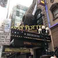 Foto scattata a Lyric Theatre da George B. il 5/11/2018
