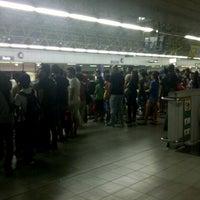 Foto tirada no(a) LRT 2 (Recto Station) por Jeffrey S. em 12/21/2012