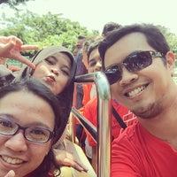 Foto scattata a Wahana Kora-Kora (Boat Ride) da Herlambang E. il 3/28/2015