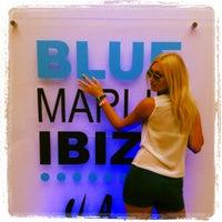รูปภาพถ่ายที่ Blue Marlin Ibiza โดย Svitlana เมื่อ 5/3/2013