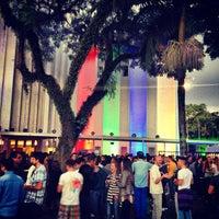 Das Foto wurde bei Museu da Imagem e do Som (MIS) von Rogério F. am 4/20/2013 aufgenommen