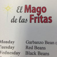 Das Foto wurde bei El Mago de las Fritas von Laurence R. am 2/9/2013 aufgenommen