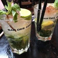 Foto tomada en Bar des Amis por Christine L. el 6/2/2018