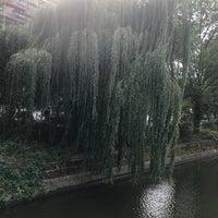Das Foto wurde bei Bouleplatz am Ufer von Moudar Z. am 8/14/2018 aufgenommen