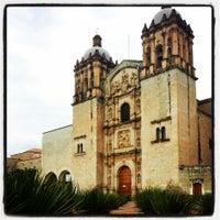 Foto tomada en Templo de Santo Domingo de Guzmán por Tx D. el 6/28/2013