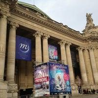 Foto tirada no(a) Grand Palais por André Ricardo F. em 12/24/2012