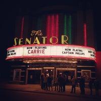 Foto diambil di The Senator Theatre oleh JPalm pada 10/19/2013