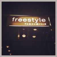 Foto tirada no(a) Freestyle Food + Drink por Jai M. em 7/17/2013