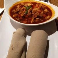 Снимок сделан в Desta Ethiopian Kitchen пользователем Neha S. 5/5/2016