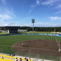 秋田県立野球場 こまちスタジア...