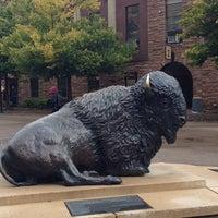 Das Foto wurde bei University of Colorado Boulder von Tamara am 10/4/2013 aufgenommen