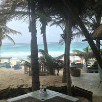Photo prise au Be Tulum Hotel par Katie N. le6/1/2013