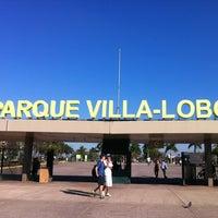 7/4/2013にMarcela Q.がParque Villa-Lobosで撮った写真