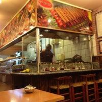 4/20/2013 tarihinde Burak Mukaddes Ş.ziyaretçi tarafından Guşgana Kebap & Fırın'de çekilen fotoğraf